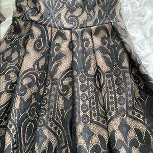 Eva Franco Dresses - Eva Franco Black Lace A-line dress.  SZ 8